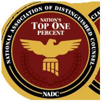 Railroad Injury Lawyer Award - NAODC