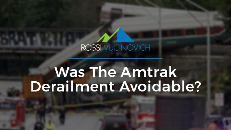 Was The Amtrak Derailment Avoidable?